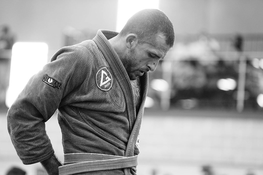 JiuJitsu is Nonnegotiable: Getting Back on the Horse
